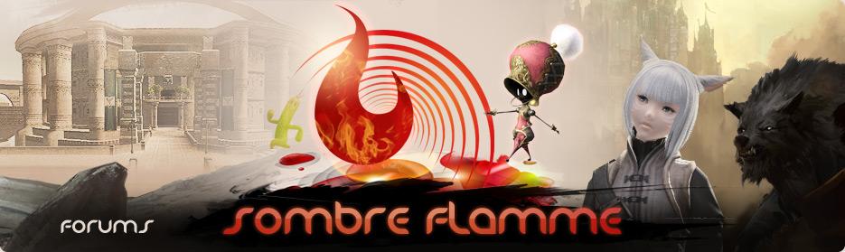 Bienvenue sur la linkshell et guilde Sombre Flamme