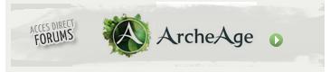 Accéder aux forums de ArcheAge