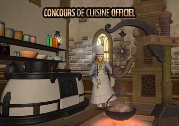 Concours de cuisine d'Eorzea